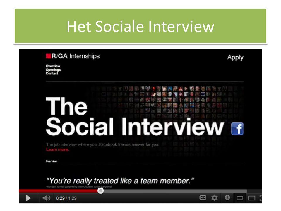 Het Sociale Interview