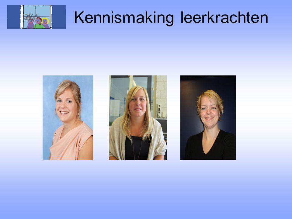 Kennismaking leerkrachten