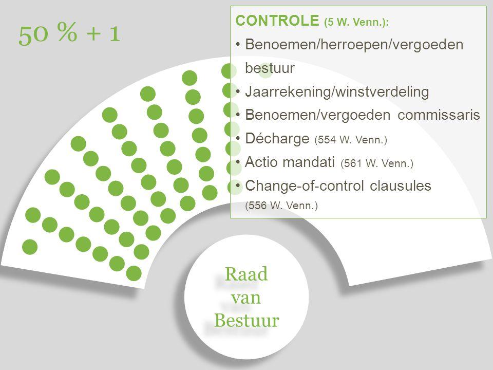 50 % + 1 CONTROLE (5 W.