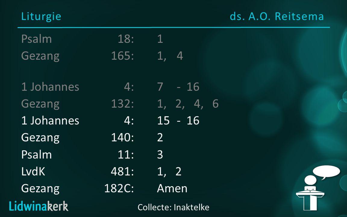 Liturgieds. A.O.