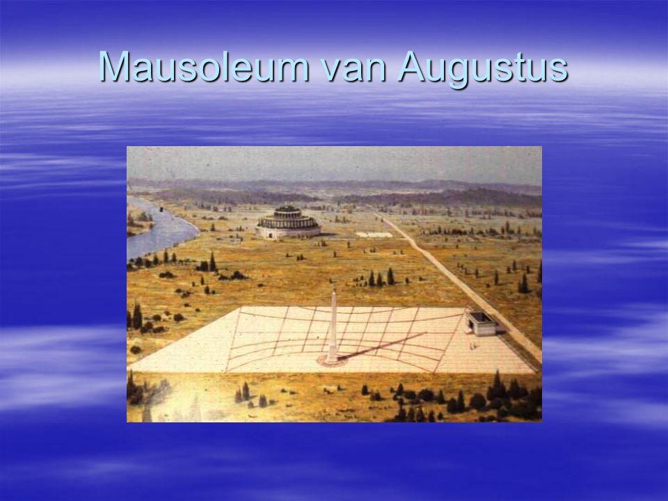 Mausoleum van Augustus