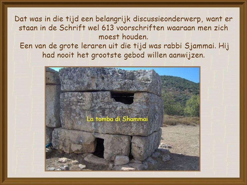 """""""Heb uw naaste lief als uzelf"""", is het antwoord dat Jezus geeft aan een schriftgeleerde die Hem had gevraagd wat het grootste gebod was."""