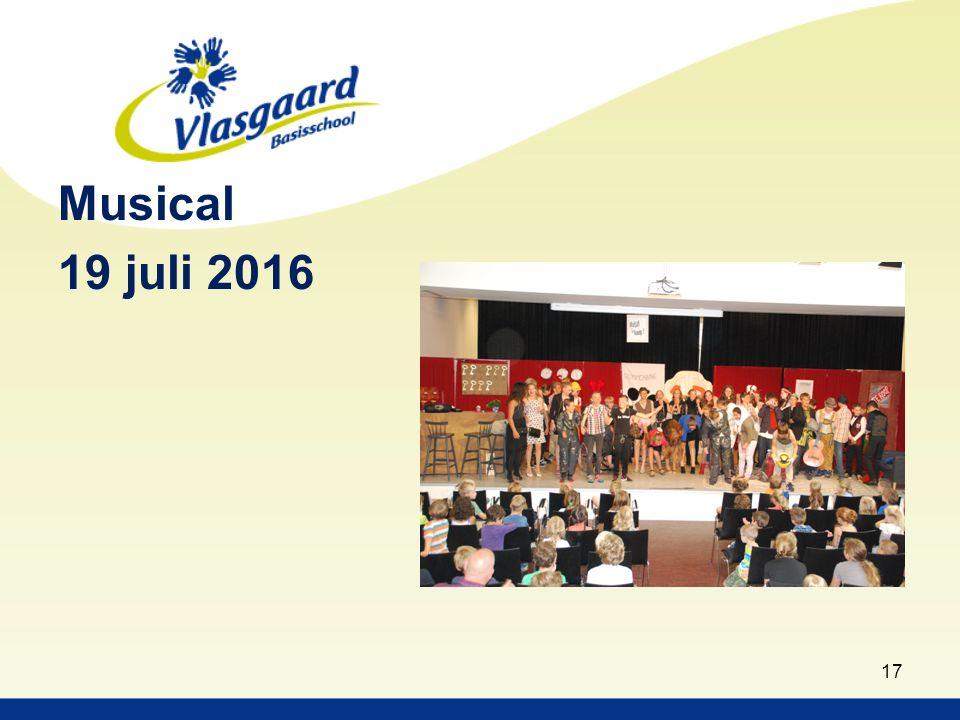 Musical 19 juli 2016 17