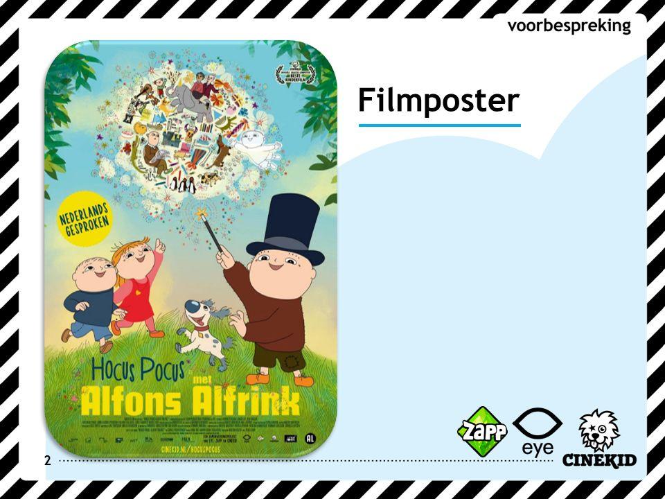 3 Mijn medium Alfons speelt niet alleen in een film, hij heeft ook een eigen website, app, boek en tv serie: Boek Website (Zweeds/Engels) App