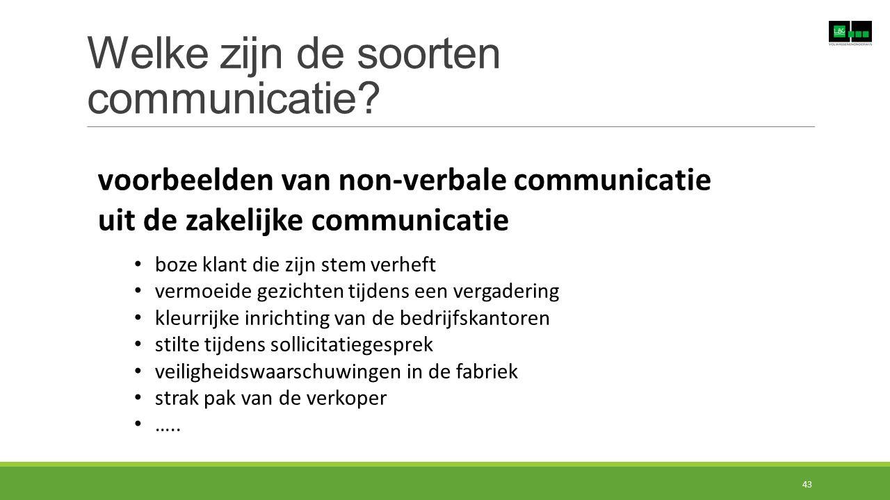 Welke zijn de soorten communicatie? voorbeelden van non-verbale communicatie uit de zakelijke communicatie boze klant die zijn stem verheft vermoeide