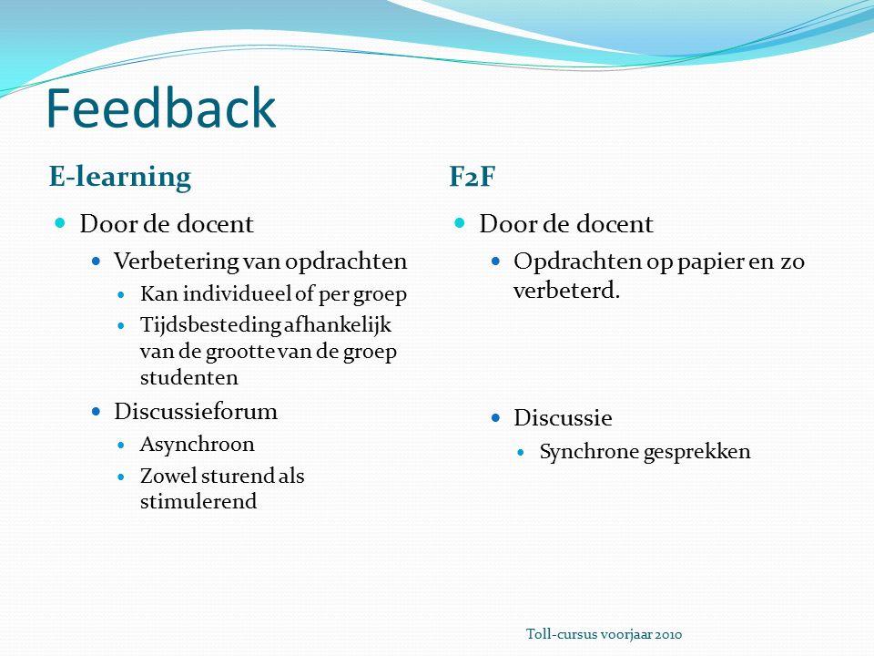 Hyperlinks Broodkruimels Grafisch menu Navigatiesymbolen verstand arm been blauw: niet bezocht rood: bezocht Toll-cursus voorjaar 2010