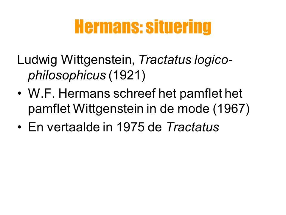 Hermans: De donkere kamer van Damokles Inleiding – cf. recensie Milan Kundera Fragment + bespreking