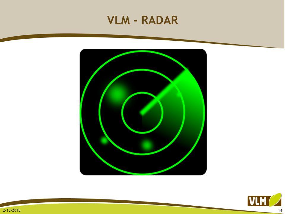 VLM - RADAR 2-10-201514