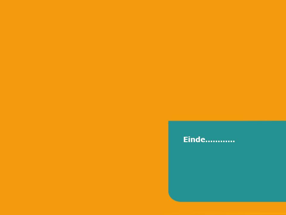 Einde…………