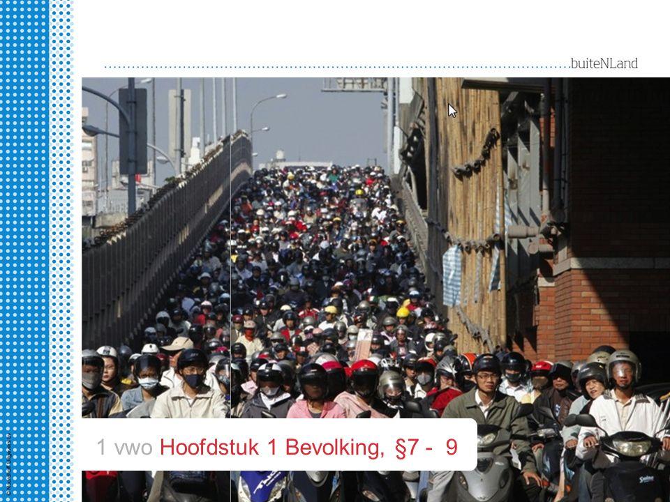 Bevolkingsgroei Nederland Een groot poppetje is 1 miljoen inwoners.