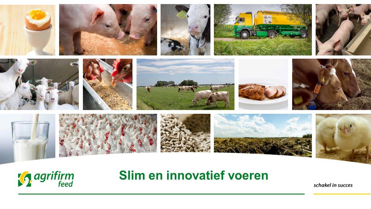 Slim en innovatief voeren
