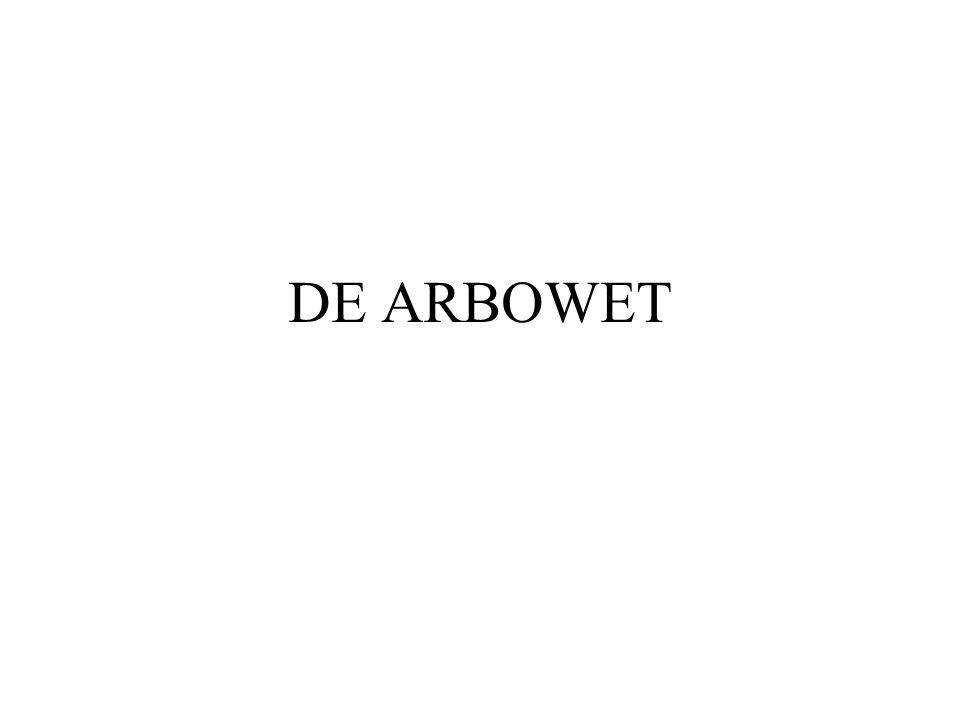 DE ARBOWET
