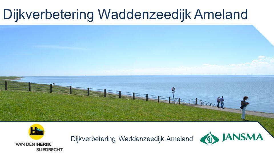 Dijkverbetering Waddenzeedijk Ameland