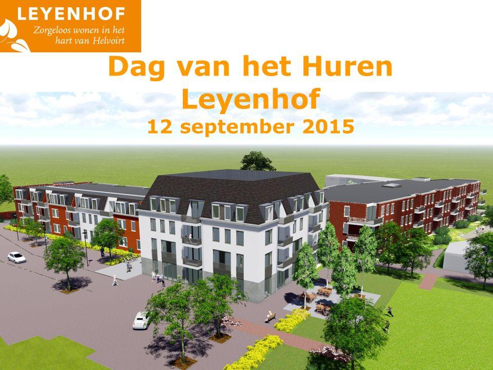 Dag van het Huren Leyenhof 12 september 2015