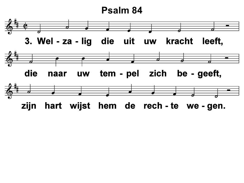 2.Zeg het hardop: De Here is God.Ja, ik hoor bij Hem.