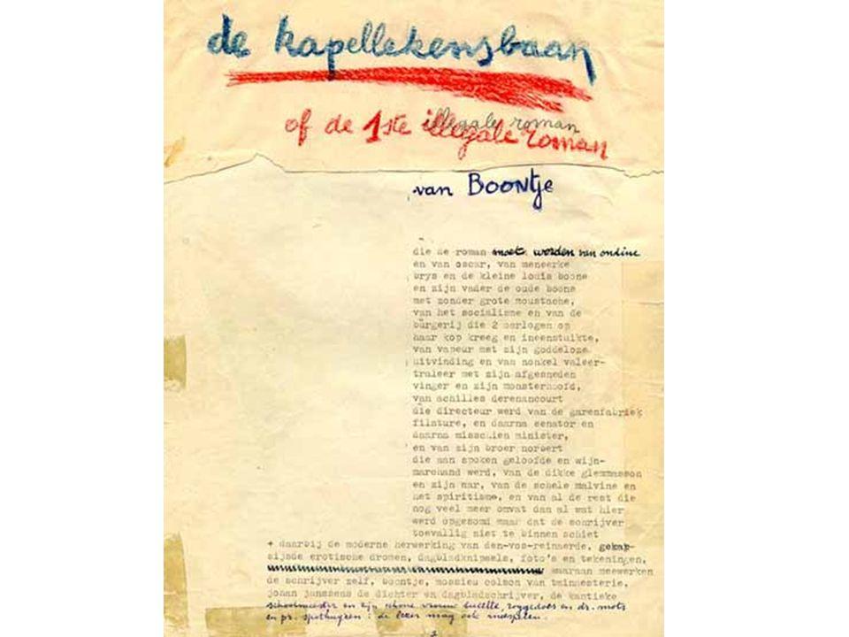 De Kapellekensbaan Boon HET BOEK OVER DE KAPELLEKENSBAAN dat het boek is over de kinderjaren van ondineke, die geboren werd in tjaar 1800-en- zoveel...