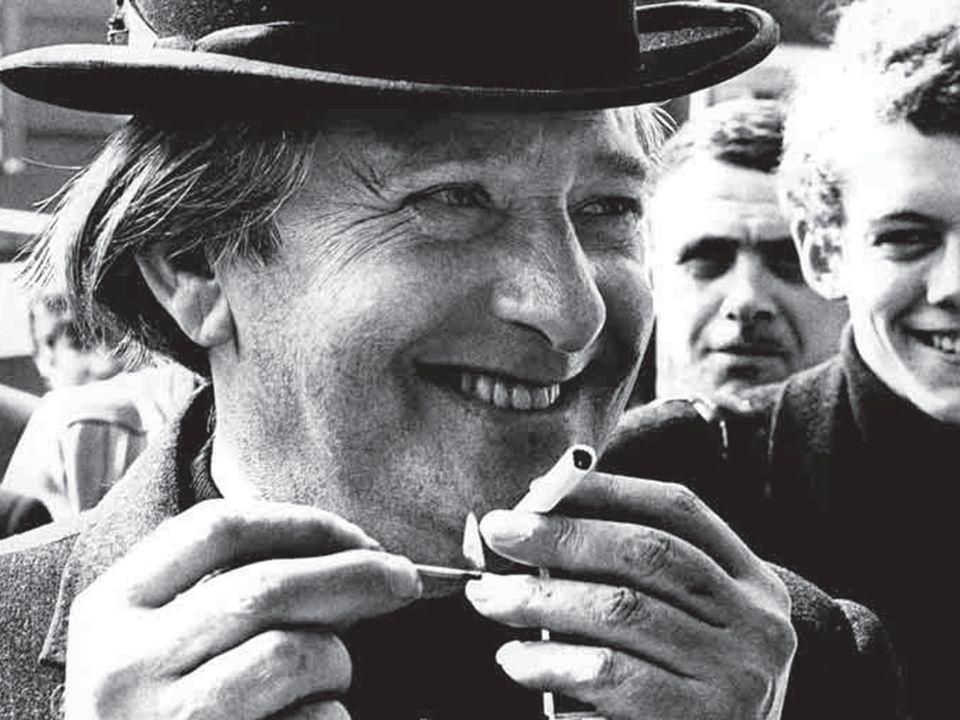 Bio Boon (1912-1979) Socialist, anarchist, artiest en viezentist Boontje wordt begin vorige eeuw geboren in een Aalsters arbeidersgezin.