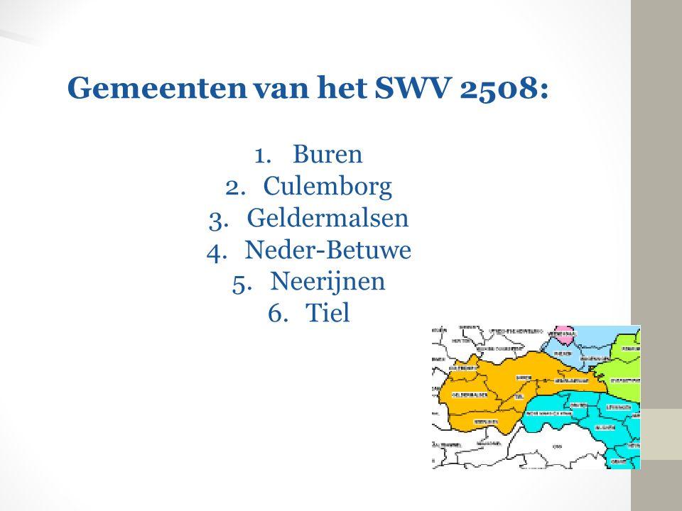 Visie SWV Rivierenland ' Wij zijn een open en slagvaardig samenwerkingsverband.