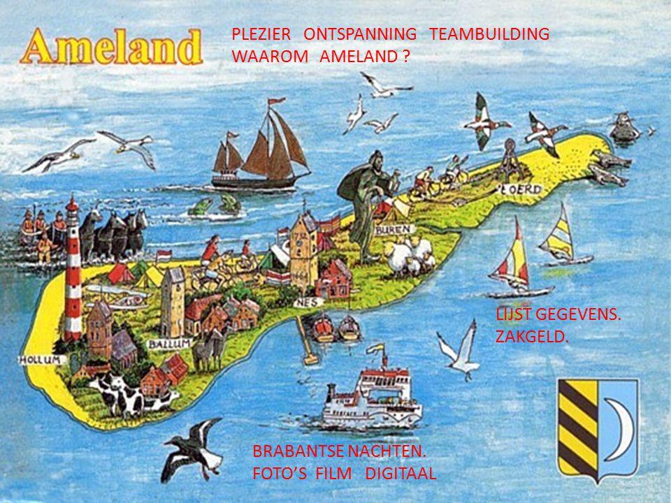 7. Ameland
