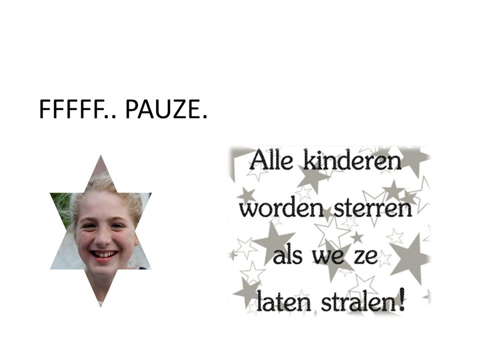 FFFFF.. PAUZE.