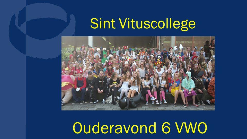 Sint Vituscollege Ouderavond 6 VWO