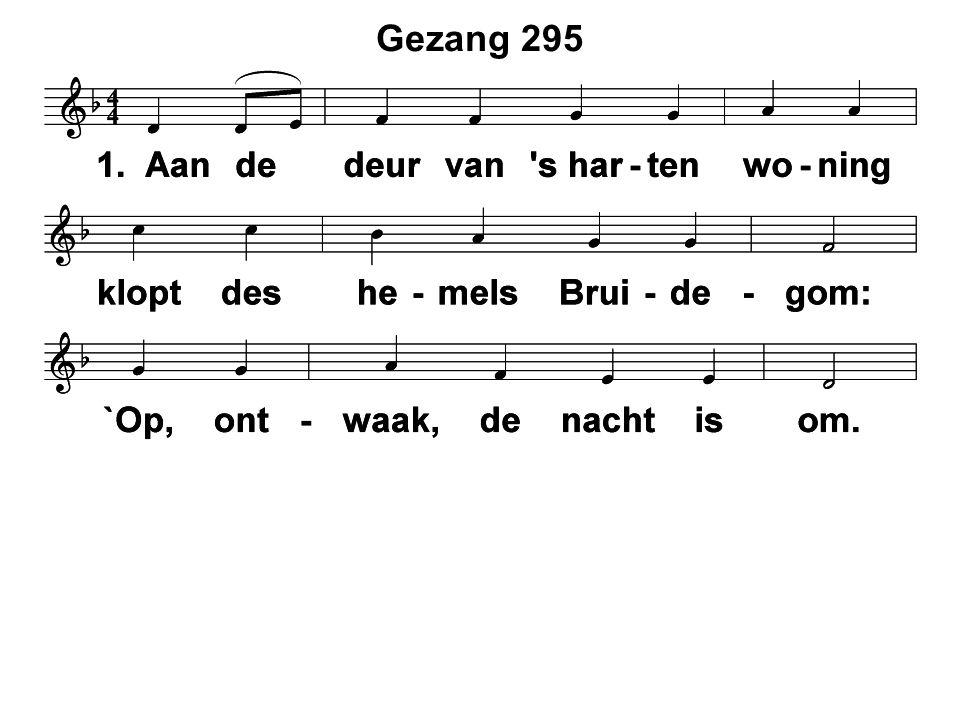 Gezang 295
