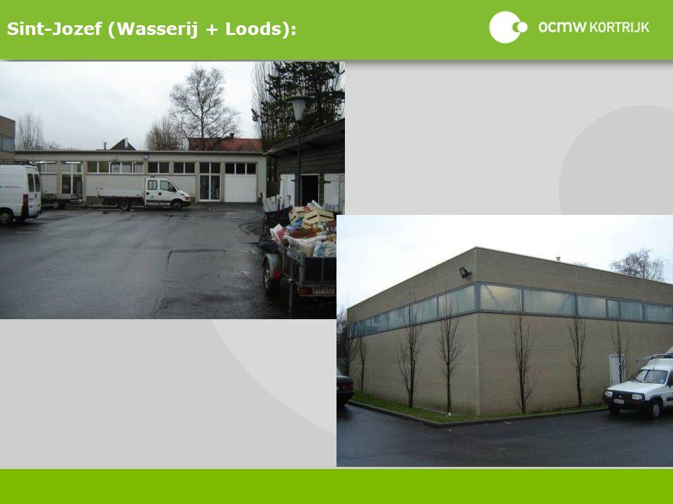 Sint-Jozef (Wasserij + Loods):