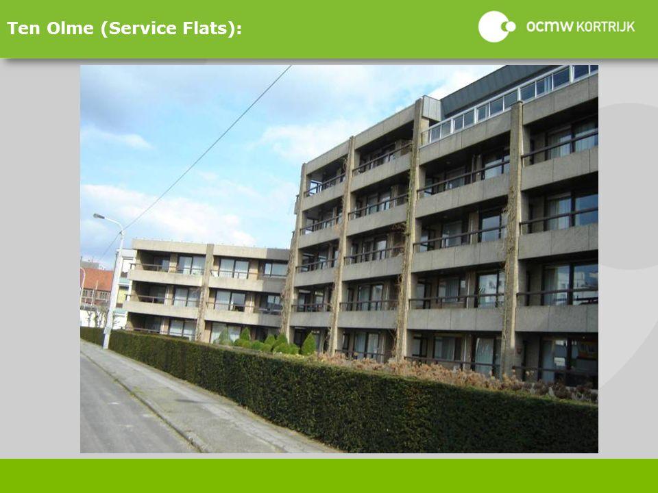 Ten Olme (Service Flats):