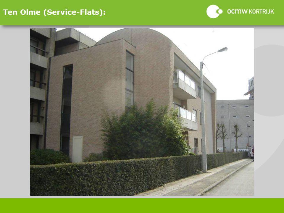Ten Olme (Service-Flats):