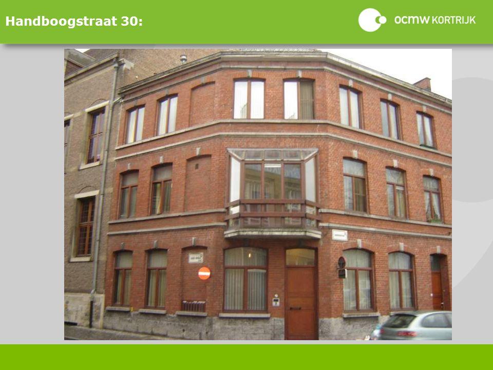 Handboogstraat 30: