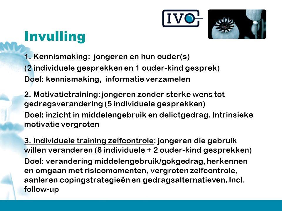 Invulling 1.