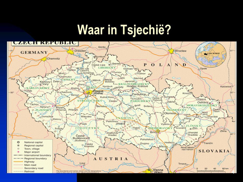 Waar in Tsjechië? 4