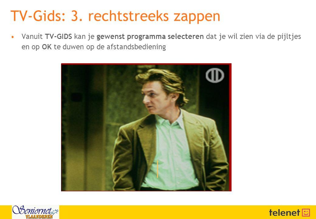 21 Grams Het Journaal Vanuit TV-GIDS kan je gewenst programma selecteren dat je wil zien via de pijltjes en op OK te duwen op de afstandsbediening 21