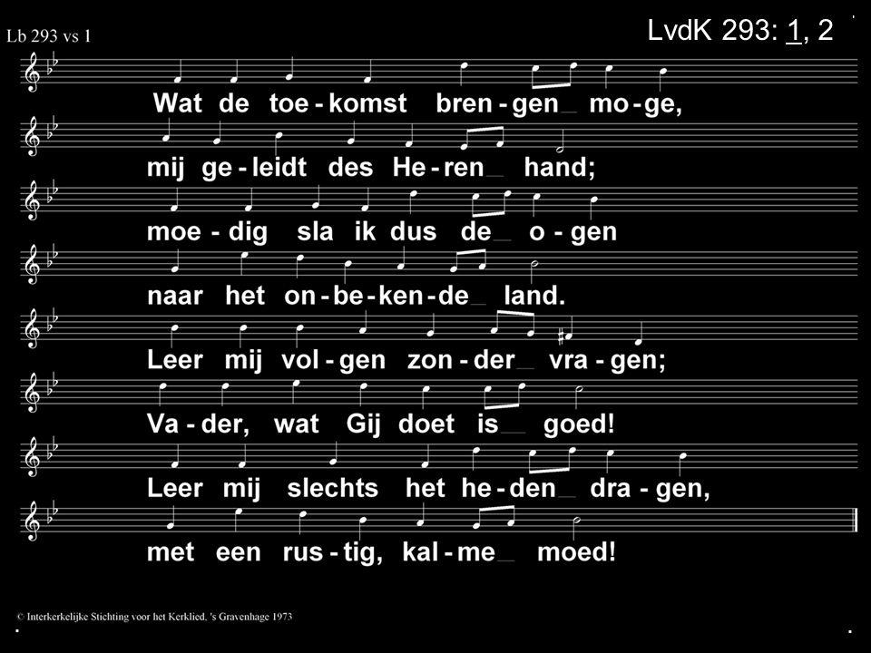 ... LvdK 293: 1, 2