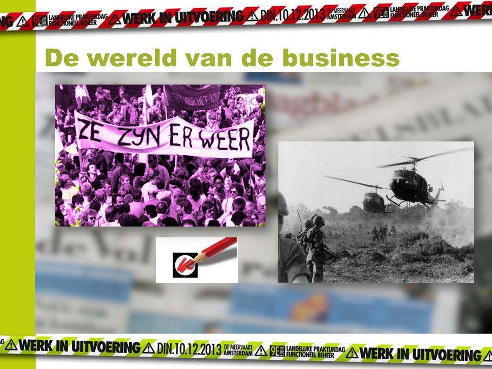 4 De wereld van de business