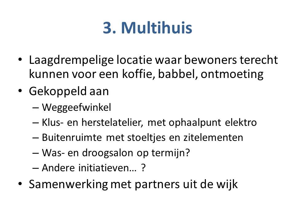 Multihuis Voorstel multihuis met aanvraag middelen ingediend – Nieuws beloofd tegen eind juni!!.