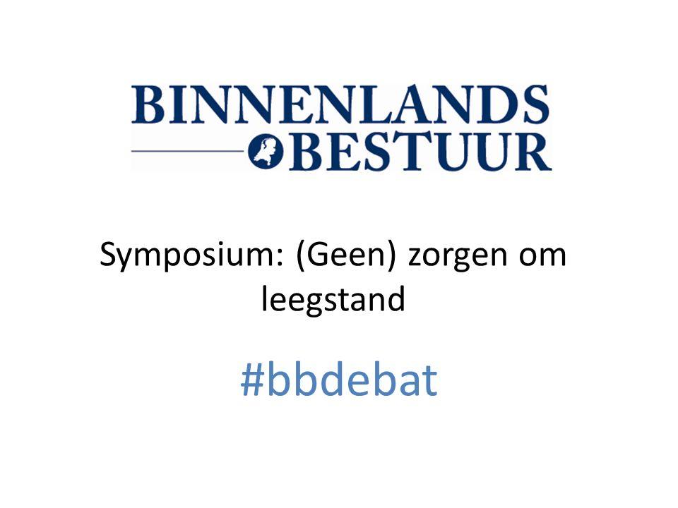 Hard zijn voor de binnenstad BB symposium leegstand 23-9 Cees-Jan Pen Lector Brainport Fontys FHMER
