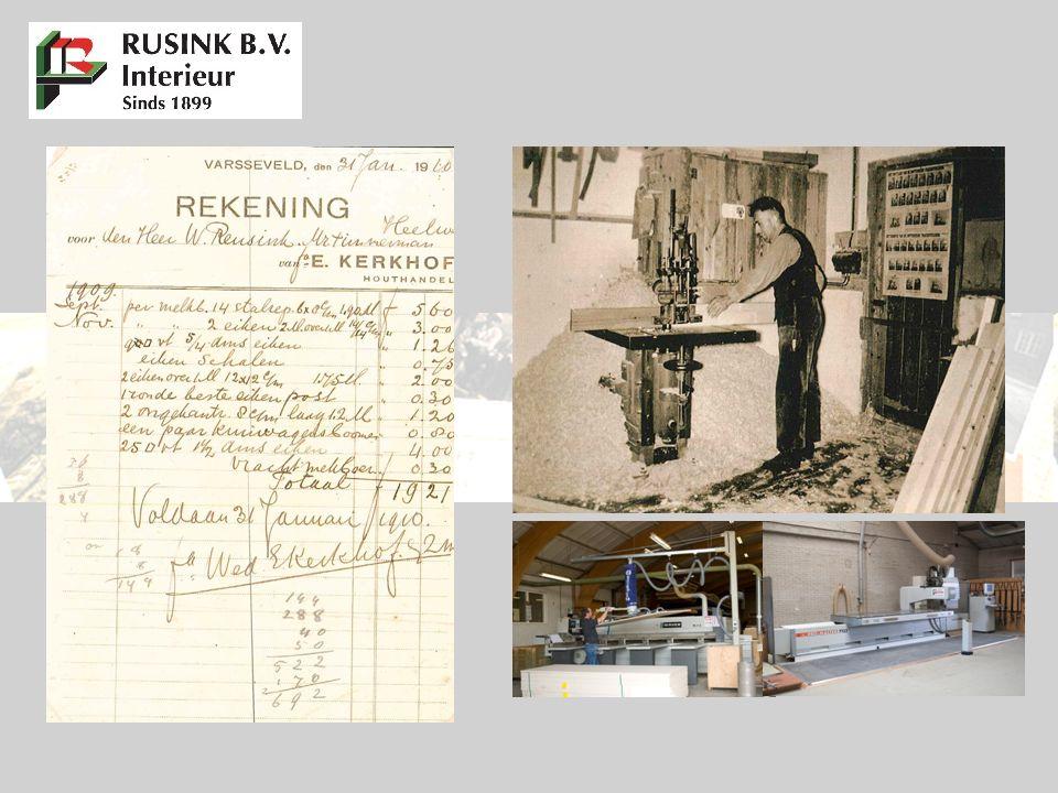 Vanaf ongeveer 1930 werden er onder ander meubels vervaardigd voor Deco Projekt in Varsseveld en Meubelfabriek Rutgers in De Heurne.