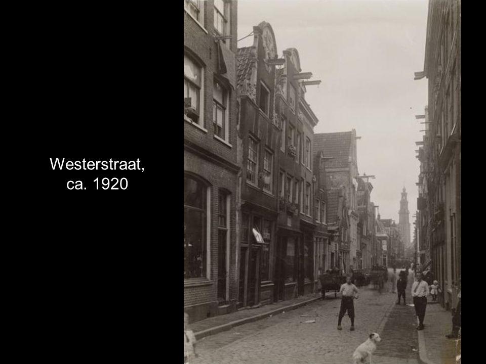 Westerstraat, ca. 1920