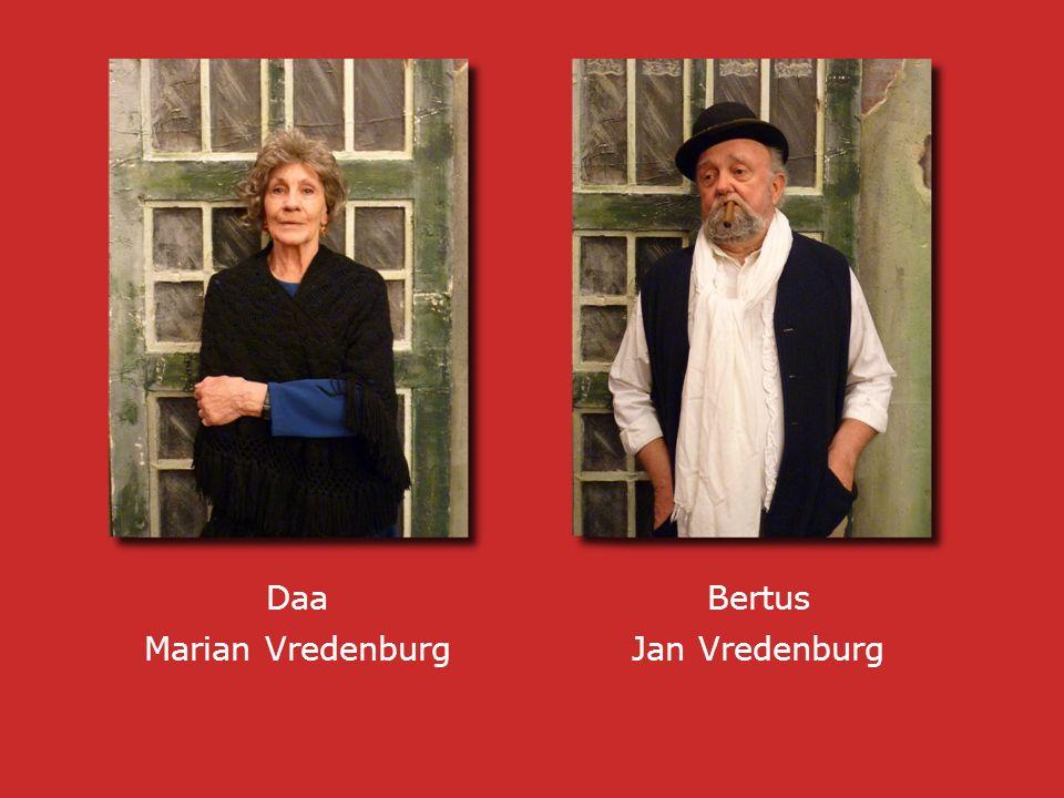 Daa Marian Vredenburg Bertus Jan Vredenburg