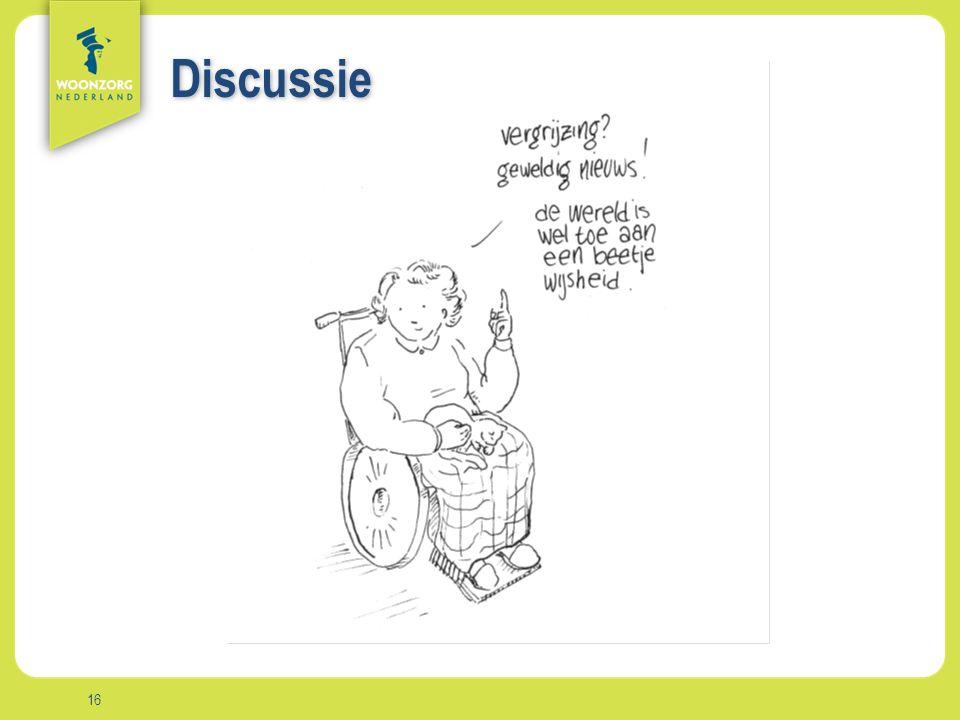 Woonzorg Zekerheid Samenzijn Rust Comfort Vrijheid Aanpak 16 Discussie
