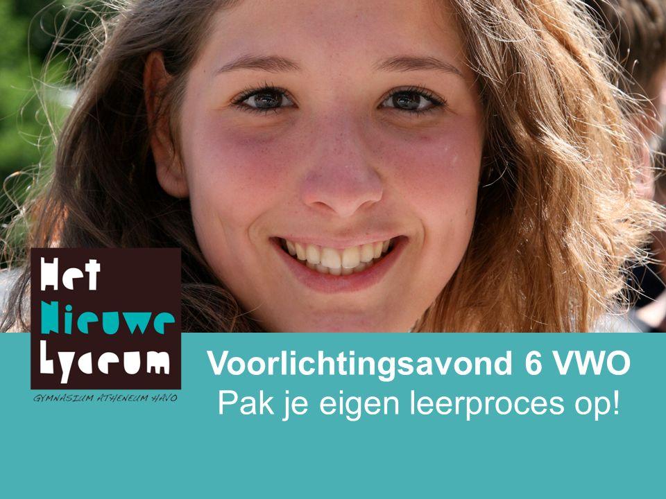 En dan heb je je VWO diploma… Decaan: Willy Eurlings eur@hetnieuwelyceum.nl