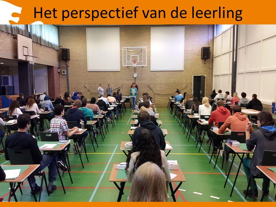Het perspectief van de leerling