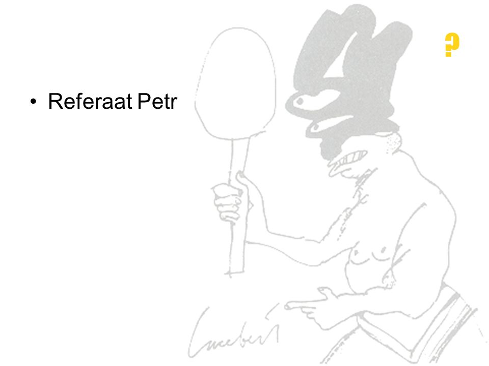? Referaat Petr