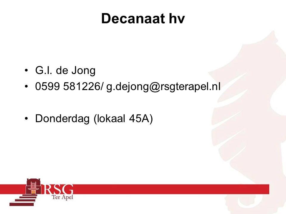 Teamleider:dhr.I. Rensema Mentoren: dhr. H. Janssen (H4) dhr.