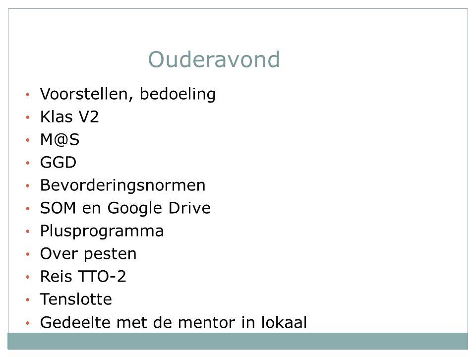 Voorstellen Rob Canninga, jaarlaagcoördinator r.canninga@reviaandoorn.nl 0343-412145 (school) of 06-47158724 bij voorkeur op di-vr tussen 16.00 en 17.00 uur verzoek / voortgang / verbetering / verwijdering