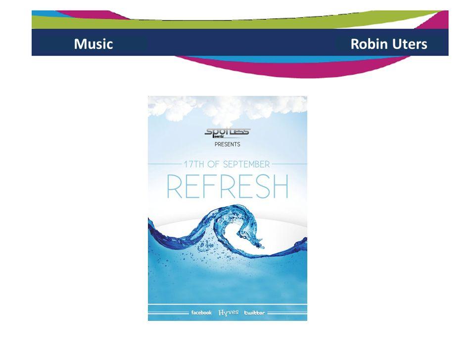 Robin UtersMusic