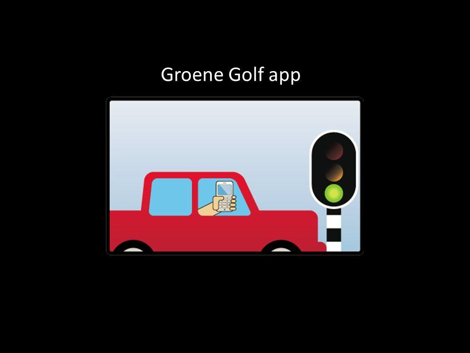 Groene Golf app