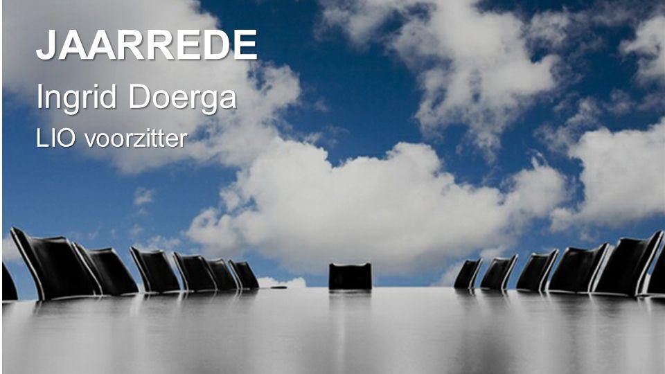 Jaarrede Ingrid Doerga, LIO voorzitter Voortgang LIO jaarplan 2015: Governance Risk en Compliance (GRC) –Nederlandse Corporate Governance code –Bijeenkomst voor commissarissen (met IIA)