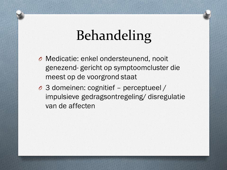 Richtlijnen behandeling PS O Multidisciplinaire richtlijnen voor PS Trimbos- instituut - Nederland